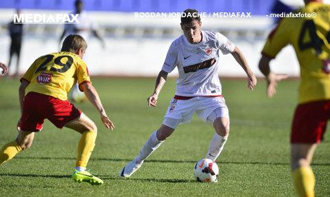 A jucat la Dinamo şi Ceahlăul, a ajuns în Liga 3, iar acum a acceptat o nouă provocare. Atacantul pe care Adrian Mihalcea vrea să-l readucă în prim-plan