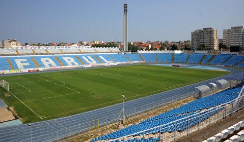 """Echipă de tradiţie, caut stadion! Autorităţile din Constanţa se luptă să treacă arena """"Farul"""" în domeniul local: """"Ne trebuie puţină răbdare. Nu se poate face totul bătând din palme"""""""