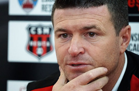 Daniel Opriţa şi-a început cu dreptul mandatul la noua sa echipă: victorie după ce rosso-nerii au fost conduşi o repriză