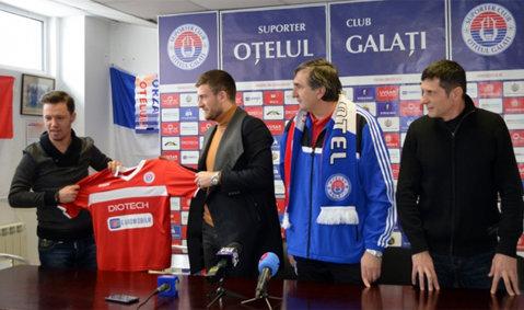 Prima înfrângere a Oţelului în acest sezon a generat o decizie importantă a antrenorului principal. Reacţia team-managerului Iulian Apostol