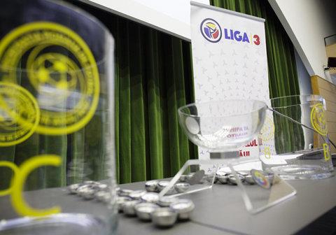 FRF stabileşte pe 28 februarie meciurile de baraj pentru promovarea în Liga 3. Cele şapte regiuni din care vor stabili 21 de jocuri