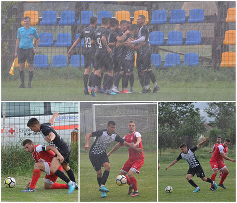 Rupere de nori în Alba: meciul Unirii Alba Iulia, întrerupt în minutul 29. Jucătorii au fugit la vestiare. Cât era scorul şi când se reia partida