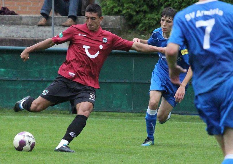Neamţul de naţională de la Pandurii a debutat în forţă: trei goluri la primul meci oficial pentru gorjeni