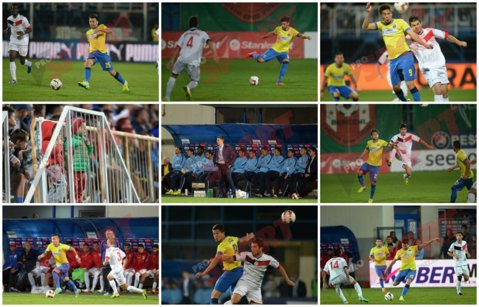 Steaua s-a chinuit cu Epaminonda şi Etienne. ACS Berceni - Steaua 0-3. Hat-trick-ul lui Iancu aduce calificarea în optimile Cupei