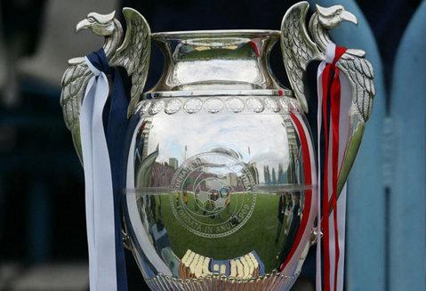 S-a stabilit componenţa celor 3 urne pentru tragerea la sorţi a optimilor de finală ale Cupei României. Cu cine pot juca Steaua, Dinamo, Petrolul sau CFR