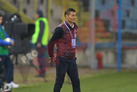 """Steaua se califică în sferturile Cupei şi aşteaptă derby-ul. Gâlcă: """"Sper să recuperăm cât mai mulţi jucători pentru meciul cu Dinamo şi să câştigăm"""""""