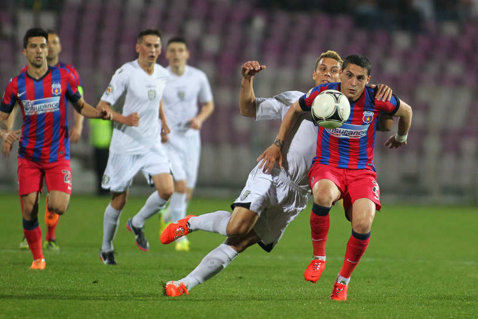 """Stanciu, omului partidei cu CSMS Iaşi, se gândeşte deja la derby-ul cu Dinamo: """"Ne bucurăm de fiecare eşec al lor. Toate meciurile cu noi au fost """"de groază"""" pentru ei"""""""