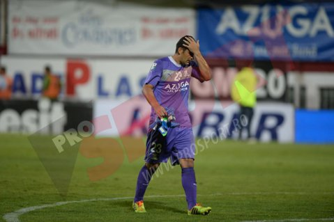 """Rapid s-a oprit din nou în optimile Cupei. Bornescu: """"Am marcat, am jucat bine, dar am luat un gol foarte uşor"""""""