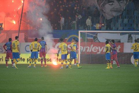 Se anunţă o atmosferă incendiară pe Ilie Oană la meciul cu Steaua. Fanii Petrolului au cumpărat toate biletele