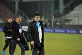"""Falub n-a avut debutul visat la """"U"""" Cluj: """"Sunt nemulţumit că n-am dat gol. O să vorbesc şi cu Lemnaru, ratează prea uşor"""""""