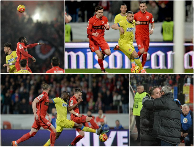 LIVE BLOG Marele Derby | Dinamo - Steaua 0-0. Echipa lui Reghecampf a avut o viteză în plus, iar Stanciu a ratat ocazia meciului. Finalista se va decide pe 21 aprilie