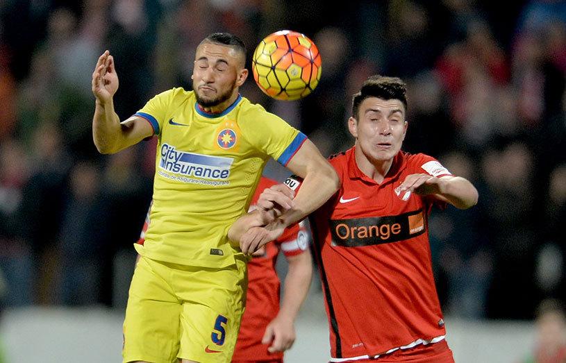 FOTO | O situaţie jenantă pentru un club ca Steaua. Detaliul incredibil din această imagine