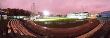 FOTO | S-a făcut lumină pe Areni! Aici joacă Steaua contra Forestei în Cupa României. Foresta - Steaua, de la 21:30
