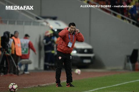 """Contra, înaintea meciului cu CS U Craiova: """"Cred că ar trebui să ne gândim mai bine când pregătim calendarul competiţional!"""""""
