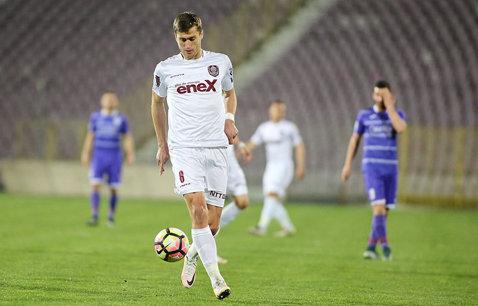 """Larie, după penalty-ul """"Panenka"""" ratat cu Timişoara: """"Am crezut că e mai sigur aşa. Nu mai bat în viaţa mea penalty-uri"""""""