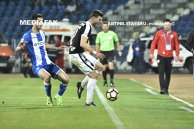 Dreptate de la punctul cu var. Şicanată de Haţegan, CSU Craiova câştigă după executarea loviturilor de departajare, 6-5 cu Dinamo, şi merge în semifinalele Cupei