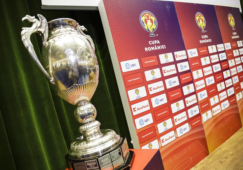 S-au tras la sorţi semifinalele Cupei României. VIDEO | CSU Craiova - Voluntari şi Astra - ACS Poli. Programul meciurilor