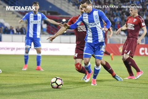 Astra - Voluntari e finala Cupei României! Ilfovenii joacă pe 27 mai, la Ploieşti, pentru primul trofeu din istoria clubului, după 0-0 în returul cu CS U Craiova