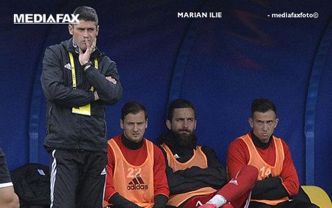 """Antrenorul lui Sepsi, fair-play la finalul meciului cu CS U Craiova: """"Îi felicit! Pot juca pe două fronturi"""""""