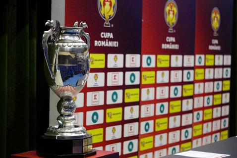 A fost stabilit programul optimilor Cupei României. Două jocuri vor fi organizate pe alt stadion decât al echipei considerate gazdă. Când joacă FCSB, Dinamo, Craiova sau Viitorul
