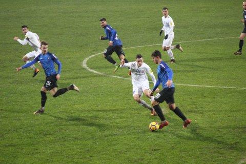 FC Botoşani - FC Viitorul 3-2. Campioana părăseşte Cupa! Spectacol în Moldova, cu cinci goluri marcate în partea secundă. Oaspeţii se pot consola cu golul serii