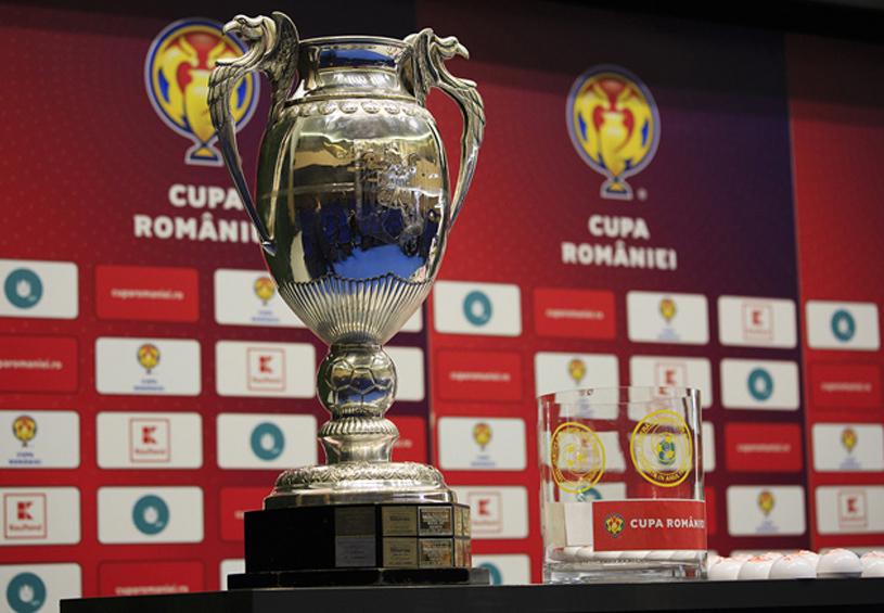Tragerea la sorţi a sferturilor de finală ale Cupei României va avea loc pe 11 ianuarie