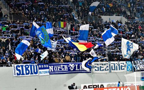 """Oltenii vor din nou """"infern"""" pe """"Oblemenco"""". Cât costă cel mai scump şi cel mai ieftin bilet la derby-ul cu Dinamo din Cupa României"""