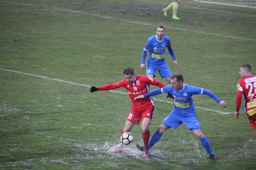 Cupa României | FC Botoşani - CSM Poli Iaşi 3-2. Derby de cinci stele în Moldova, în minutul 89 era 0-0! Desfăşurarea unui meci nebun, la capătul căruia gazdele s-au calificat în premieră în semifinale