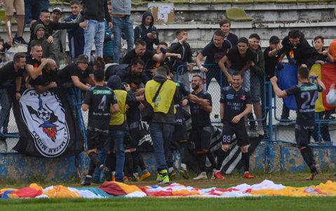 Visul continuă! Hermannstadt, favorită la finala Cupei, după 1-0 cu Gaz Metan | FOTO