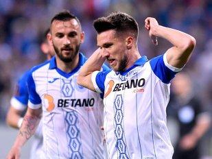 """Manita """"poneilor""""! CS U Craiova - FC Botoşani 5-1. Băluţă a reuşit un hat-trick după ce a fost pedepsit de Mangia. CRONICA meciului în urma căruia oltenii aproape că şi-au asigurat prezenţa în finală"""