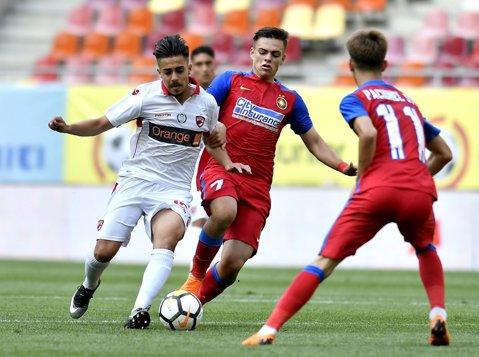 Dinamo a câştigat Cupa României U19! Finala cu FCSB a fost decisă după 20 de penalty-uri