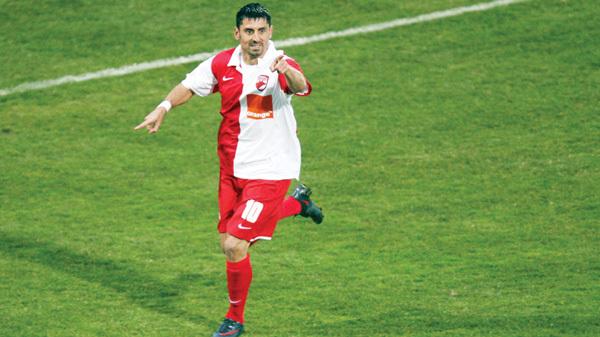 La trântă cu recordurile şi în Cupă! Dănciulescu, cel mai bun marcator al lui Dinamo
