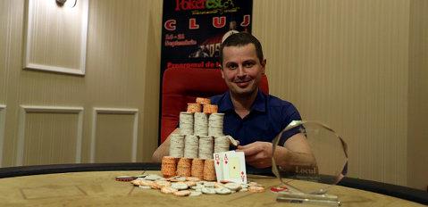 Daniel Lup a câştigat Main Eventul Poker Fest Cluj