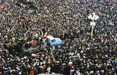 Mediafax ZOOM | Revoluţia Română din 1989 - Timişoara