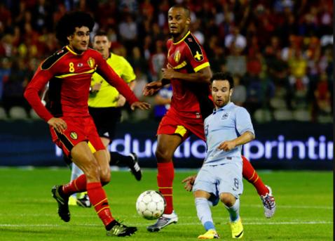 """Ei sunt cei mai scunzi """"pitici"""" din fotbal. Valbuena (FOTO) nici nu prinde TOPUL. Pe ce loc e pariul lui Meme, Elton"""