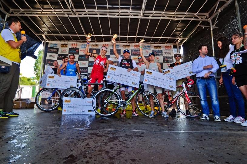 Premii de 31.000 de euro, la Triathlon Challenge Mamaia