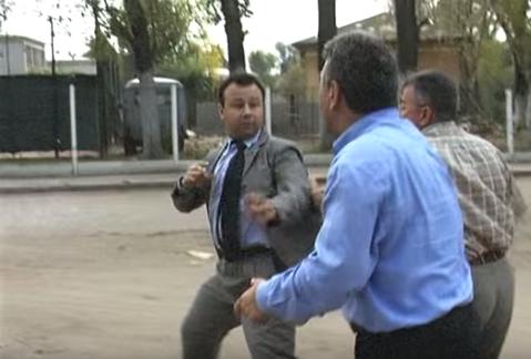 """VIDEO   Giovani Becali sare la bătaie pentru protecţia mediului: """"Mor copiii, bă! Vă omorâm aici!"""""""