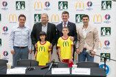 Lupu, Narcis Răducan şi Dani Coman au trimis doi copii la Euro