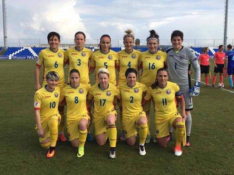 O româncă, aleasă printre cele mai bune jucătoare ale lumii în fotbalul feminin