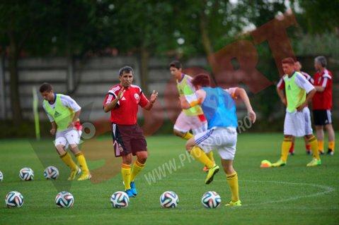 Anglia U20 ne-a călcat în picioare: 6-0 cu România U19