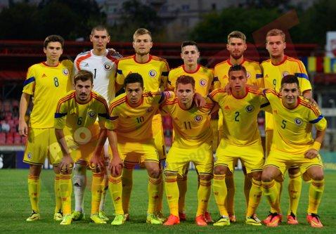 Viorel Moldovan a anunţat lotul echipei naţionale de tineret pentru meciul cu Germania