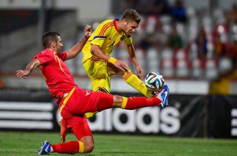 Under 18: România - Polonia, scor 0-3, într-un meci amical