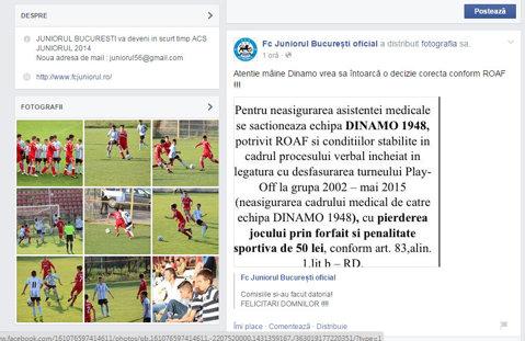 Dinamo, bănuită că face jocurile la Comisii
