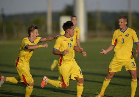 România U17 a învins selecţionata similară a Norvegiei, scor 4-1, la turneul Syrenka Cup