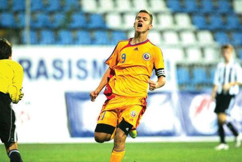Naţionala de tineret a României, învinsă de Bulgaria, scor 2-0, în preliminariile CE-2017