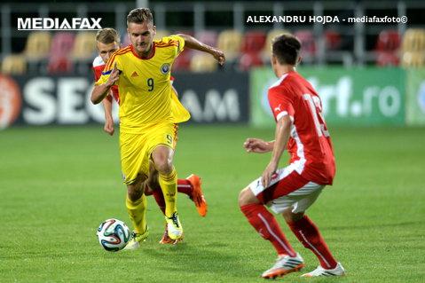 Albanezul Enea Jorgji va arbitra meciul de tineret România - Danemarca