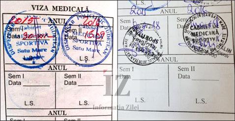 """REVOLTĂTOR   N-am învăţat nimic din tragedia Ekeng. Juniorii din Satu Mare primesc vizele medicale fără să-i consulte un doctor. Echipa prinsă cu falsuri şi acuze grave. """"Eu doar am preluat un sistem care cred că e la nivel de ţară"""""""
