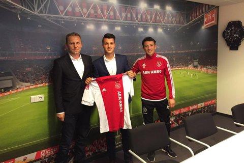 EXCLUSIV   Ajax Amsterdam l-a transferat pe Ricardo Farcaş, căpitanul naţionalei U17 a României