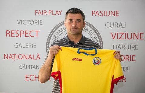 FRF a anunţat numele noului selecţioner al naţionalei U16. A fost ales un antrenor debutant