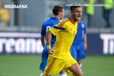 Steaua dă cei mai mulţi jucători şi la tineret! Lotul naţionalei sub 21 de ani pentru meciurile cu Luxemburg şi Danemarca